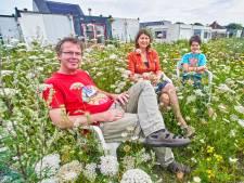 Eerste woningen Ecodorp Boekel bijna klaar: 'We hebben al een hoop dromen waargemaakt'