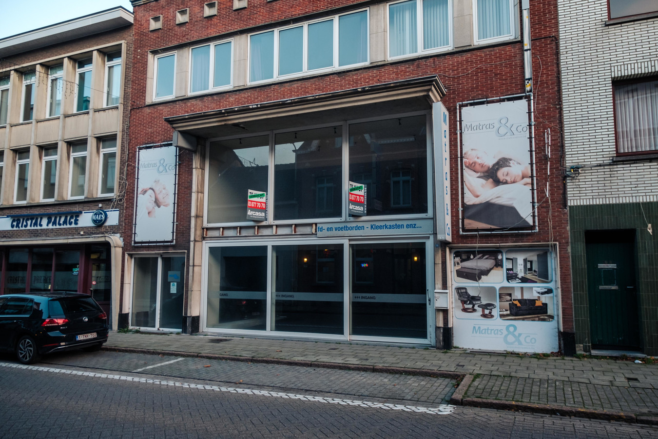 De gemeente zoekt een concessiehouder voor het vroegere pand van Matras & Co.