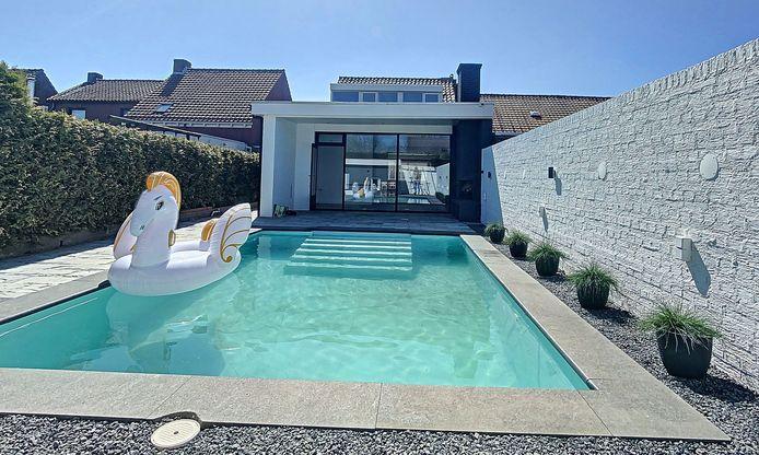 Huis in Biervliet.