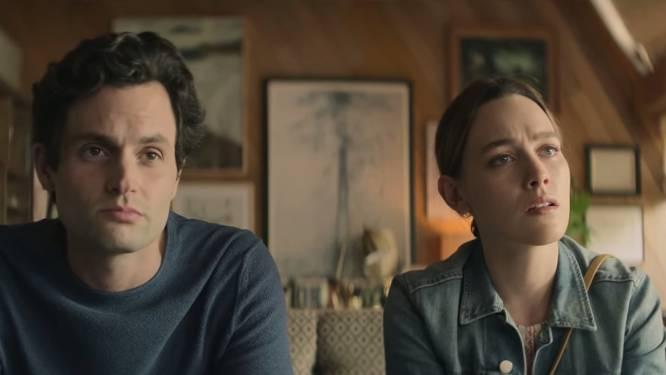"""""""Ik ben nog nooit zo bang geweest"""": eerste trailer voor het derde seizoen van 'You' is alvast veelbelovend"""