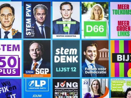 Verkiezingsborden verdwijnen massaal in Rotterdam, VVD en Denk doen aangifte van diefstal