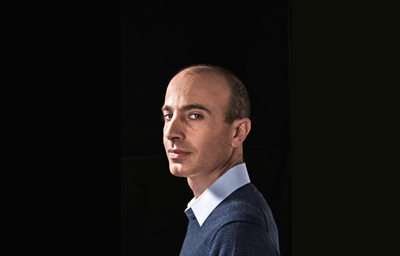 Yuval Harari: politici zijn er nooit in geslaagd een internationale alliantie tegen het virus te vormen. Beeld OLAF BLECKER BERLIN