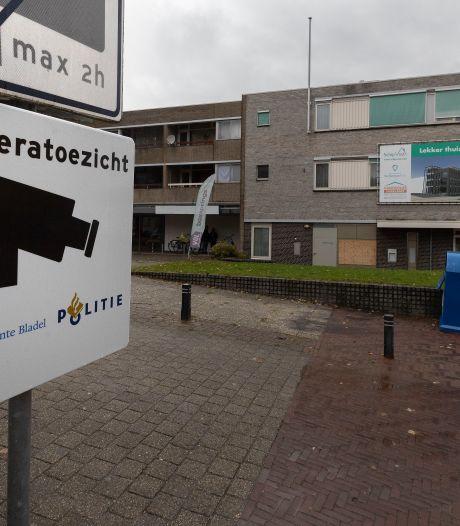 Sloop voor Posthof en vroegere ABN/Amro-bank Bladel