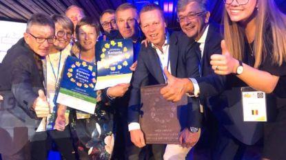 Met deze video wist Oudenaarde de jury van Entente Florale Europe te overtuigen