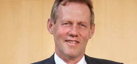 Woningcorporatie-directeur René Mascini ereburger van Gouda