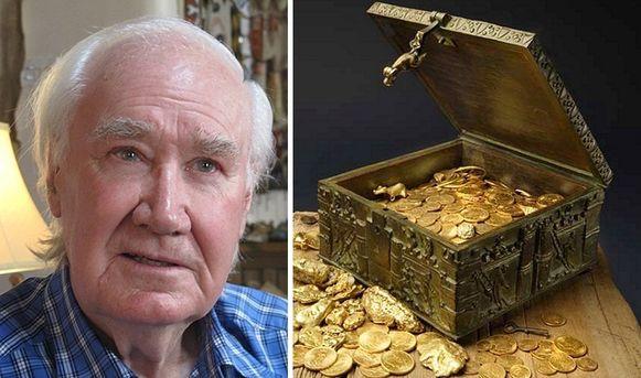 Forrest Fenn wilde iets nalaten aan de wereld en verborg een goudschat in de bergen van Santa Fe.