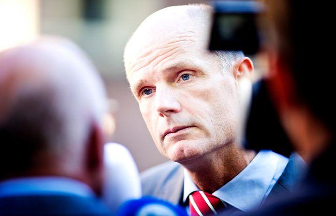 Minister van Buitenlandse Zaken Stef Blok