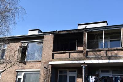 Woning in Nijmegen na keukenbrand onbewoonbaar