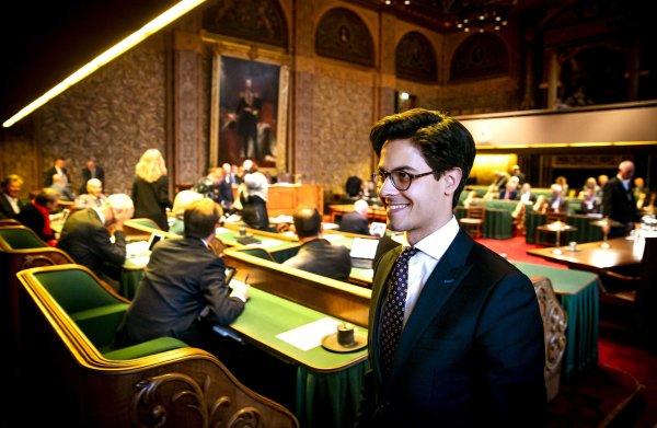 Regeren en stralen tegelijk: vandaag lukt het D66 dan toch