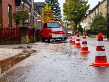 Waterleiding is plaaggeest voor de bewoners van de Apeldoornse Oranjestraat