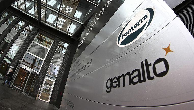 Het hoofdkwartier van Gemalto in Amsterdam.