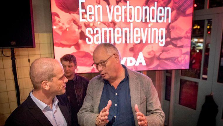 De PvdA presenteert het verkiezingsprogramma Een verbonden samenleving Beeld ANP