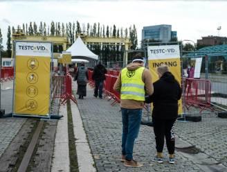 Testdorp Spoor Oost ziet aantal bezoekers met 40 procent dalen door nieuwe teststrategie, maar blijft wel open