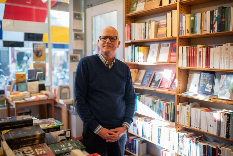 Erwin de Vries van Godert Walter in Groningen. Beeld Sabine van Wechem