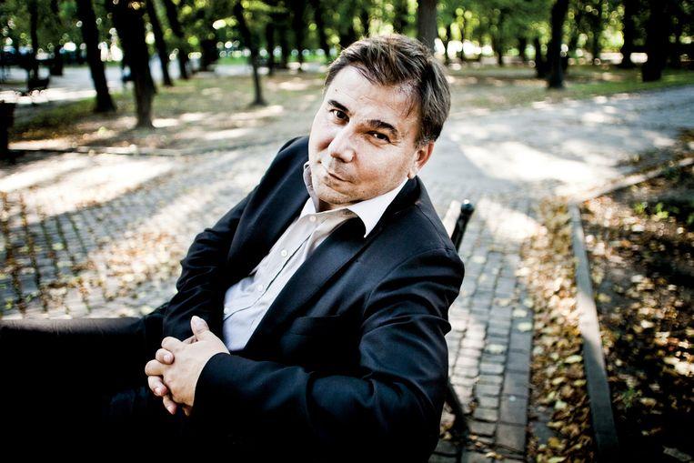 Ivan Krastev. Beeld -