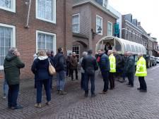Het landbouwverkeer weer op de agenda met een huifkartocht door Hilvarenbeek