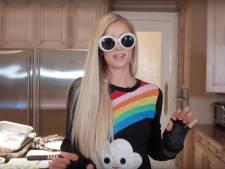 La vidéo lunaire de Paris Hilton en cuisine