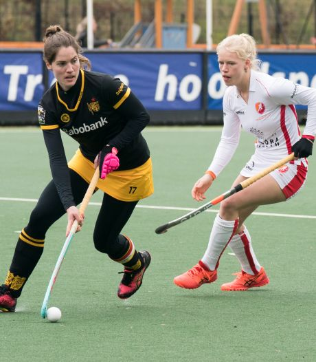 Vizier vrouwen HC Den Bosch op de play-offs: 'Fijn dat we deze reeks krijgen om de puntjes op de i te zetten'