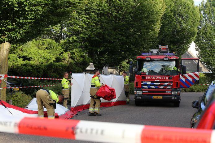 Dode man gevonden in Sint-Michielsgestel.