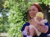 Natalia legt uit waarom haar dochtertje Bobbi-Loua heet