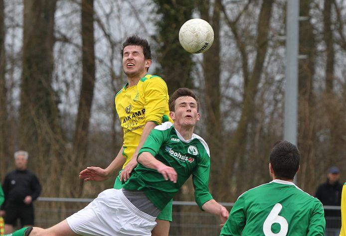 Overwetering en Heeten treffen elkaar in poule A van de Hanze Cup.