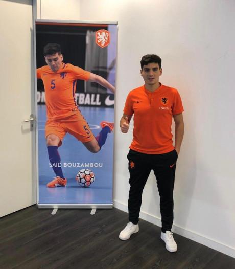 Bouzambou kan zich opmaken voor Servische dubbel met Oranje