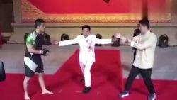 MMA-vechter laat weinig heel van mysterieuze nazaat van Ip Man, de mentor van Bruce Lee
