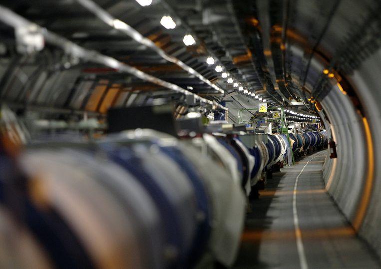 Onthuld: de bizarre wereld in het binnenste van protonen, bouwstenen van alles om ons heen - Volkskrant
