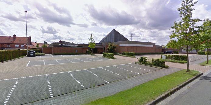 Naast Waregem Expo zou de Eerstelijnszone ook de Sint-Pauluszaal in Zwevegem als vaccinatiecentrum willen inrichten.