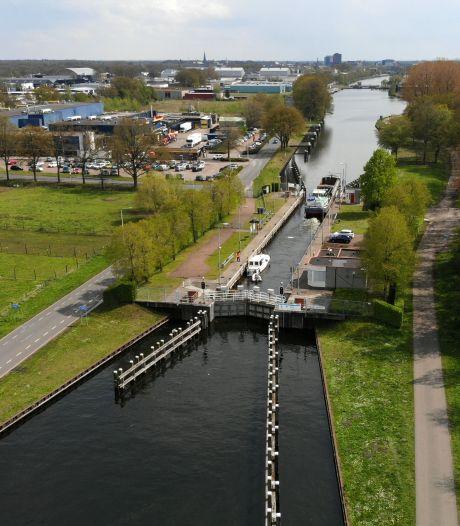 Strenger toezicht op snelheid scheepvaartverkeer op Kanaal Almelo - De Haandrik