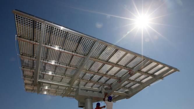 Europa start procedure tegen te goedkope Chinese zonnepanelen