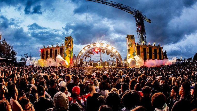 Een eerdere editie van Encore Festival. Beeld Encore Festival