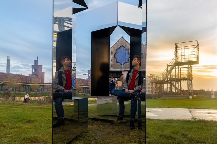 Stadslab RAUM komt eind april met een openluchtexpositie genaamd 'RAUM der Lusten.'