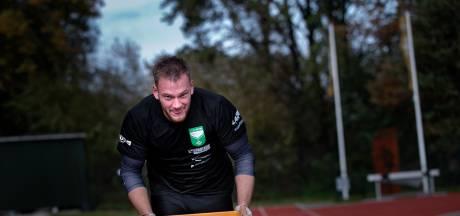 Joost Dumas sneller en explosiever dankzij zelfgebouwde kar: 'Hopelijk ook te zien met de bobslee'