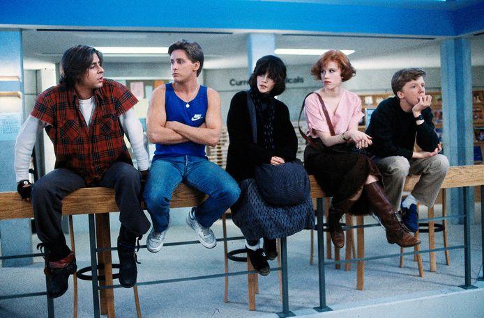 De voorstelling Het Experiment is losjes gebaseerd op de jarentachtigfilm The Breakfast Club.