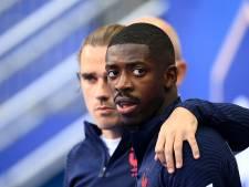 Dembélé pas in november terug bij FC Barcelona