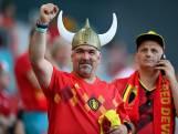 500 Belgische fans vieren feest in straten van Kopenhagen