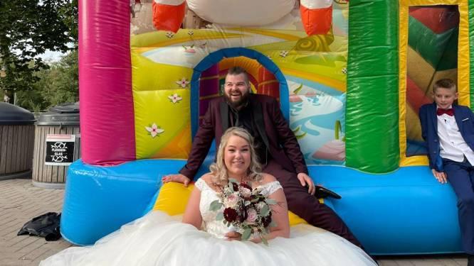 Urker realitysterren Gerda en Klaas nu écht getrouwd: 'Een geweldige, perfecte dag'