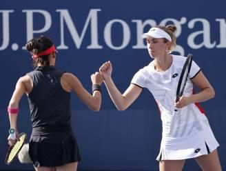 Mertens bereikt 1/8e finales dubbelspel US Open, waar Belgisch onderonsje wacht