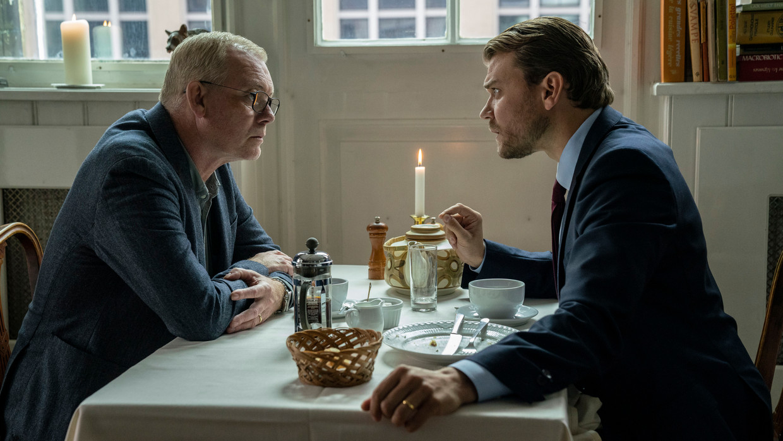 'The Investigation' Beeld BBC / misofilm & outline film / Per Arnesen