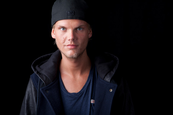 Avicii in 2013.