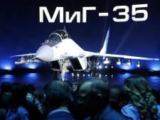 """Poutine présente le MiG-35, l'avion militaire le plus """"puissant"""" du monde"""