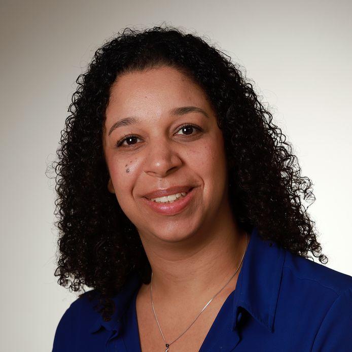 Nathalie Nede, raadslid van de ChristenUnie.