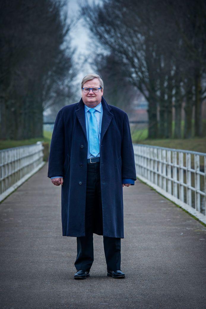 Hilbrand Nawijn is nu factieleider van de Lijst Hilbrand Nawijn in Zoetermeer.
