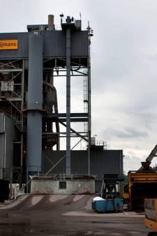 Extra onderzoek naar kankerverwekkend benzeen bij asfaltcentrale in Den Bosch: 'Nauwelijks te ruiken'