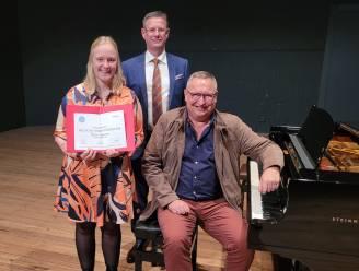 Bente Seynaeve wint Izegemse Octave Sintobinprijs