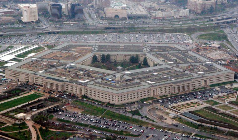 Het Pentagon. Beeld AP