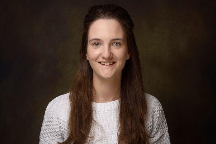 Heidi Pallada werkt sinds augustus op de geriatrische revalidatieafdeling van de Bossche locatie Nieuwehagen van BrabantZorg. Ze haalt veel steun uit haar geloof.