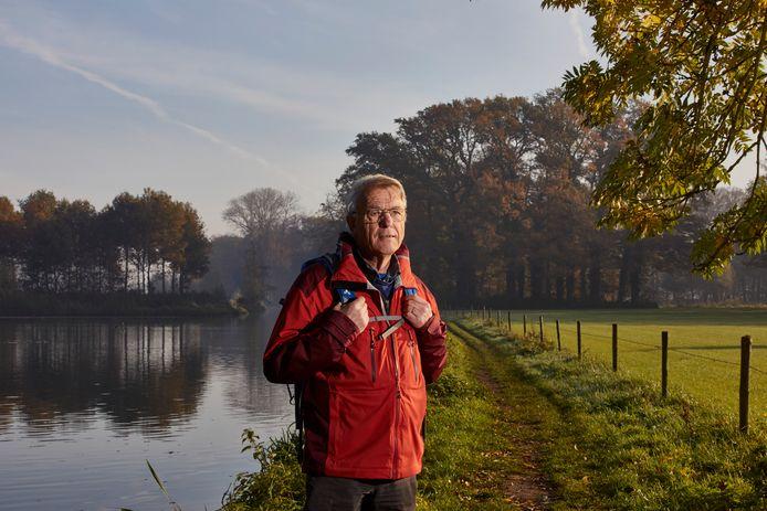 Dolf Logemann, van huis uit ecoloog. Het raadslid van de Zutphense fractie van GroenLinks snapt niets van het voornemen van de gemeente om ganzeneieren in te smeren met olie.