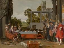 Mauritshuis haalt sleutelstuk uit Hollandse genreschilderkunst binnen